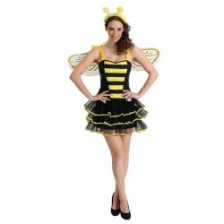 Αποκριάτικη Στολή Σέξι Μελισσούλα